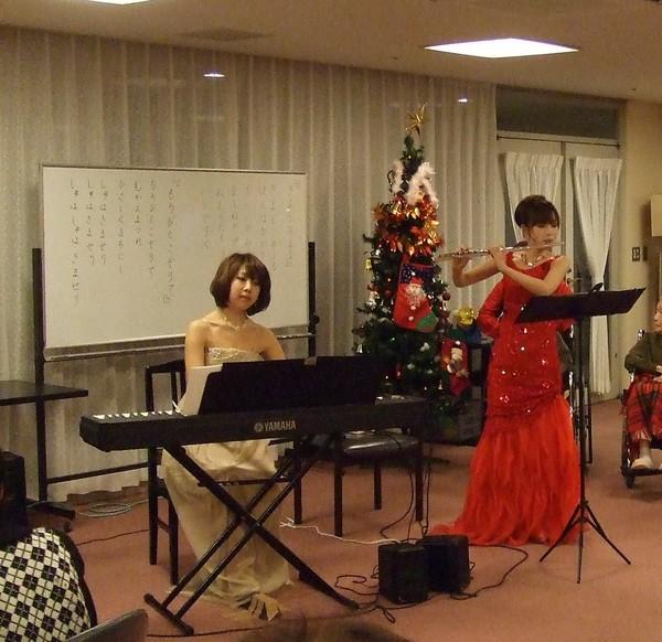 09.12.19 パーマリィ・イン須磨クリスマスコンサート♪