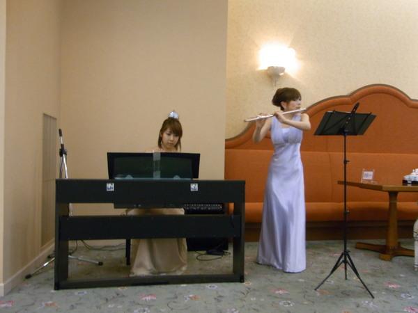 2010.7.15  第2回エレガーノ甲南ダイニングコンサート