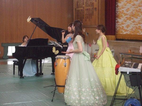 神戸市立小束山小学校 PTA主催コンサート