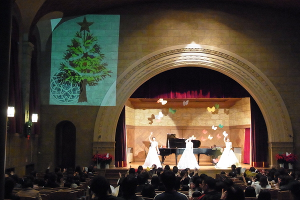モーツァルトとクリスマス☆