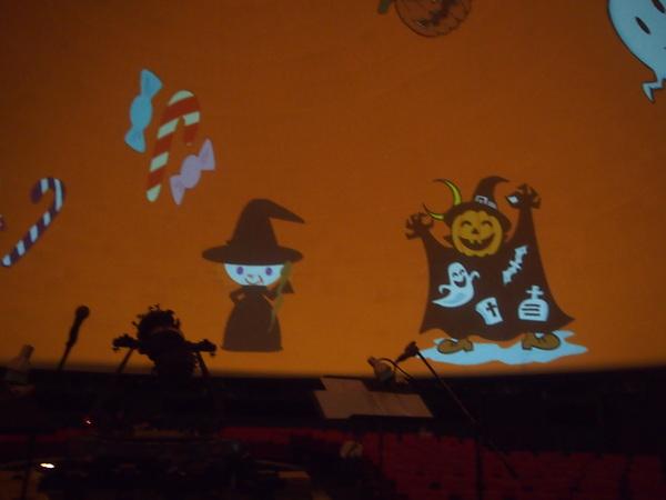 ハロウィンのかわいい映像がたくさん登場しました!(2012.10.6)