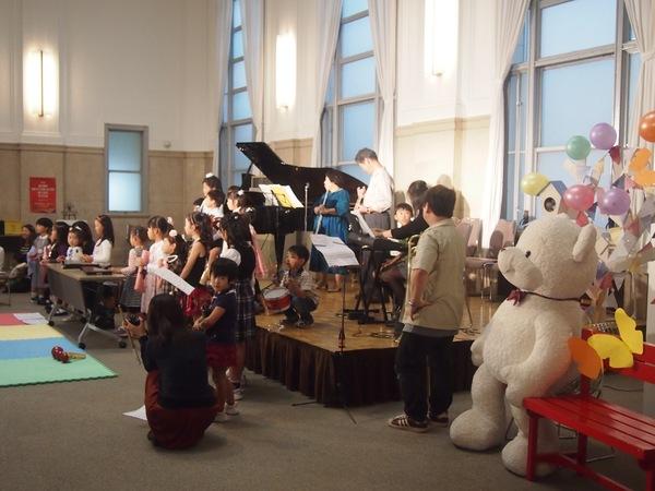 2012ファミリーコンサートVol.4  ちょうちょ音楽隊