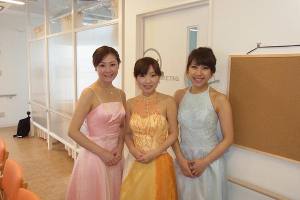 暁明館病院 デイサービスセンター竣工式コンサート(2012.9.29)