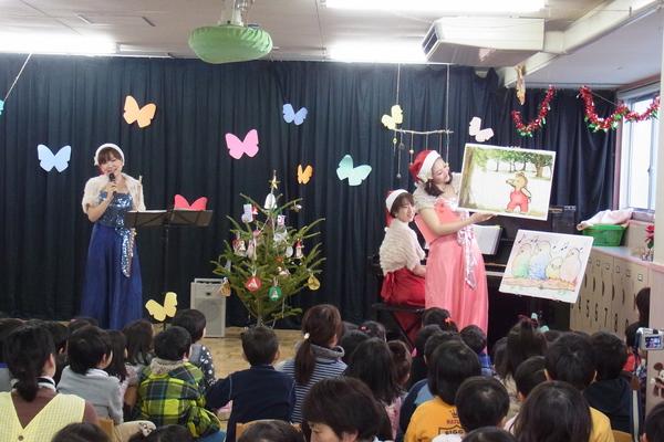 2012年最後のコンサート!(2012.12.20旗塚保育所♪)