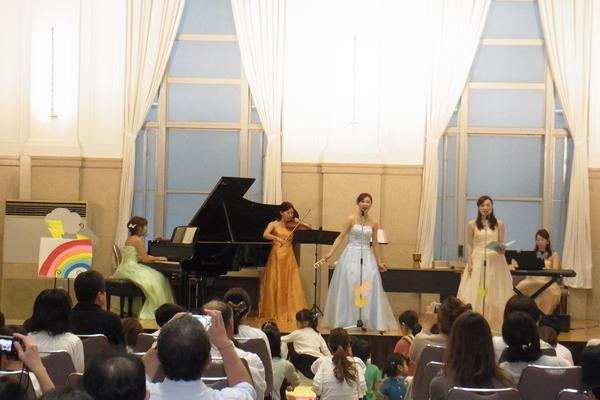 今年はソプラノとヴァイオリンのゲストも登場!
