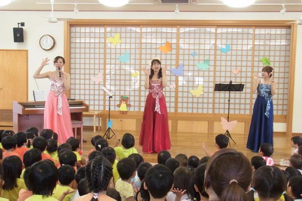 あけぼのぽんぽこ保育園(2013.7)